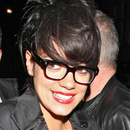 Lily Allen wears Thin & Geeky
