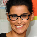 Nelly Furtado wears Simple rectangle