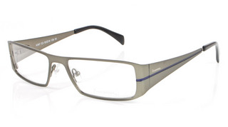 Forlì - Womens Gun Metal glasses