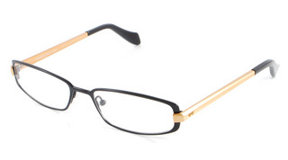 Harstad - Womens Gold glasses
