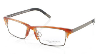 Danish Eyewear M779A - Mens Heart Shaped glasses