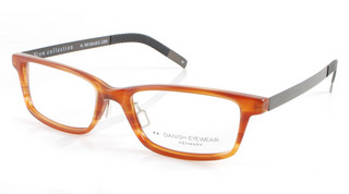 Danish Eyewear M783 - Mens Brown glasses