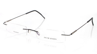 Jacob Jenson 607 - Womens Titanium glasses