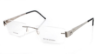Jacob Jenson 651B - Womens Grey glasses