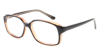 Cambridge - Womens Black glasses