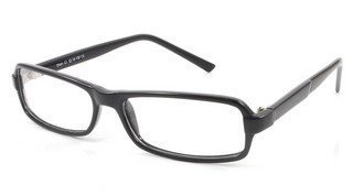 Stirling - Womens Black glasses