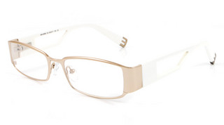Rivoli - Womens Gold glasses