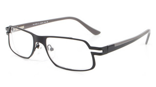 Varberg - Womens Semi Rimless glasses
