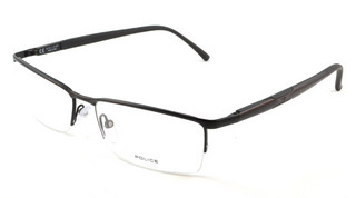 Police V8148 - Mens Semi Rimless glasses