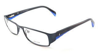 Police V8325 - Mens Blue glasses