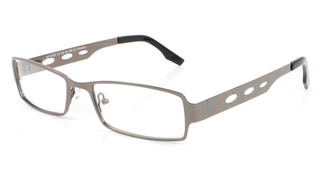 Halmstad  - Womens Gun Metal glasses