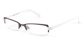 Kalmar - Womens Semi Rimless glasses