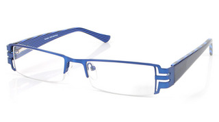 Laholm - Mens Semi Rimless glasses