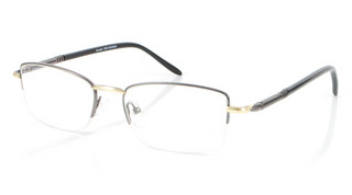 Parsberg - Mens Semi Rimless glasses