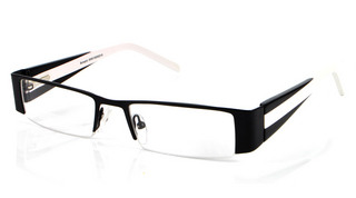 Scafati - Mens Semi Rimless glasses
