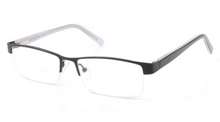 Karlsruhe - Mens Semi Rimless glasses