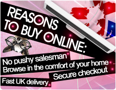Reasons to buy online!